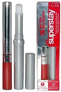 Maybelline Super Stay Lipstick 16hr Wear Pink Spice 412