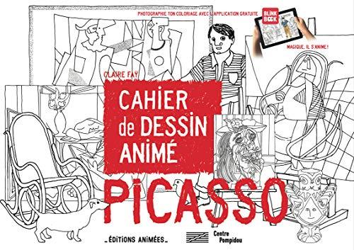 Cahier de Dessin Animé - Picasso