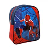 Kids Euroswan - Marvel SP16388 Mini Backpack 24 cm Spiderman
