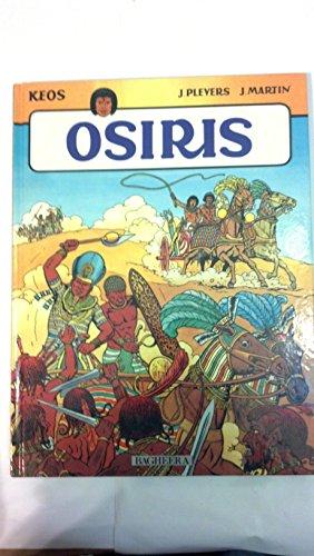 Keos - Tome 1 : Osiris