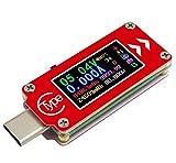 Type-C USB Voltage Tester Multimeter Voltmeter Ammeter Tester 0-4A 3.7-30V Type-C USB Current