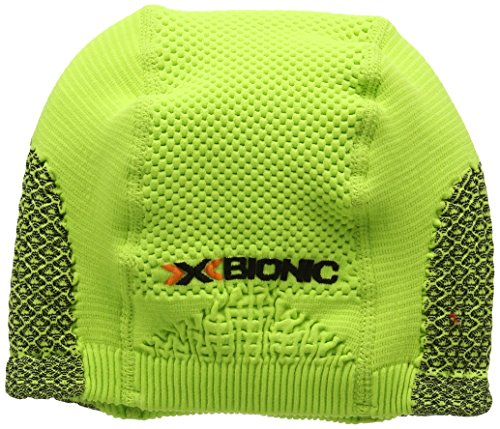 X Bionic Unisex Ow Soma Cap Light Accessorio Tecnico Multisport, Unisex adulto, Verde (Green Lime/Black), 2