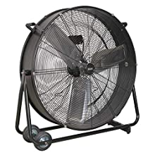 "Sealey HVD30 Industrial High Velocity Drum Fan 30"" 230V"