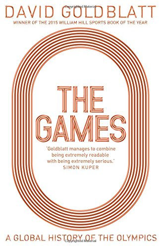 The Games: A Global History of the Olympics