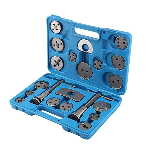 BALLSHOP 22 TLG. Universal Bremskolbenrücksteller Set Bremskolben Rücksteller KFZ Werkzeug Satz