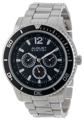 51xyX%2BvG4GL - August Steiner AS8059BK Mens watch