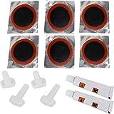 GearUp 14 bis 42 Teile Reparatur-Set Material Flicken für Gewebematratzen Luftbetten aufblasbare...