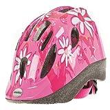 Raleigh Girl's 203S Mystery Cycle Helmet - Pink, 48-54 cm
