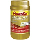 Powerbar Isoactive Isotonisches Sportgetränk (5 Elektrolyte und C2max Dual Source Carb Mix) Red Fruit Punch, 600g