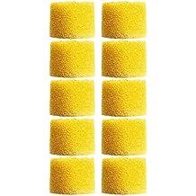 Shure EAYLF1-100 Schaumstoff-Ohrpassstücke für SE Ohrhörer (100 St.) gelb