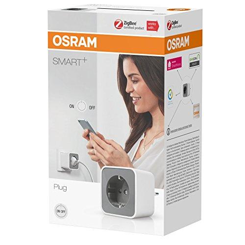 51xyZxCnboL - [Reichelt.de] Osram SMART+ Plug für nur 19,95€