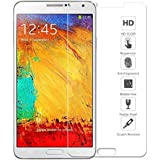 Ganvol Premium Tempered Glass Screen Protector for Samsung Galaxy Note 3 N9000