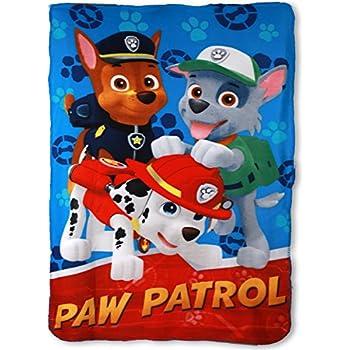 Paw Patrol Couverture Polaire Patrouille Canine Top Pup
