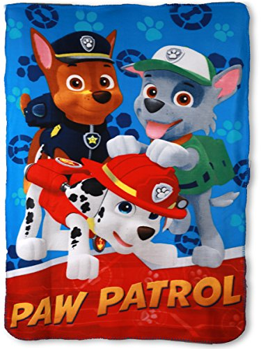 NICKELODEON Manta polar Patrulla Canina Paw Patrol