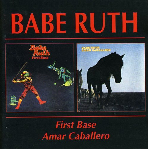 Babe Ruth: First Base/Amar Caballero (Audio CD)