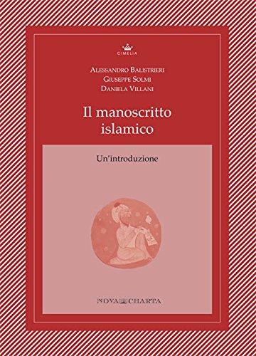 Il manoscritto islamico. Un'introduzione