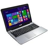 ASUS X555LA-XX1792T 15.6 inch Laptop Notebook (Intel Core i3-4005U 1.7 GHz Processor, 4 GB RAM, 1 TB HDD, DVDRW, Integrated Graphics, Windows 10) - Black