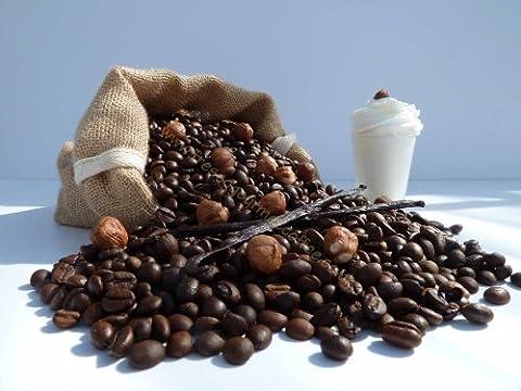 Vanille Noisette Crème Café aromatisé, Cafetière, 200 g