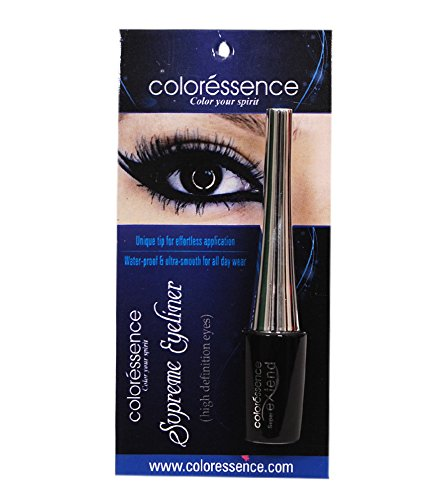 Coloressence Supreme Eyeliner - Duke Blue 6Ml  available at amazon for Rs.180