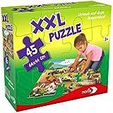 Noris Spiele 606031565 - XXL Puzzle Urlaub auf dem Bauernhof