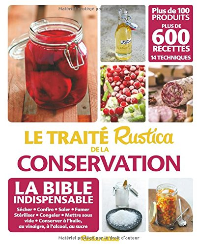 Trait Rustica de la conservation