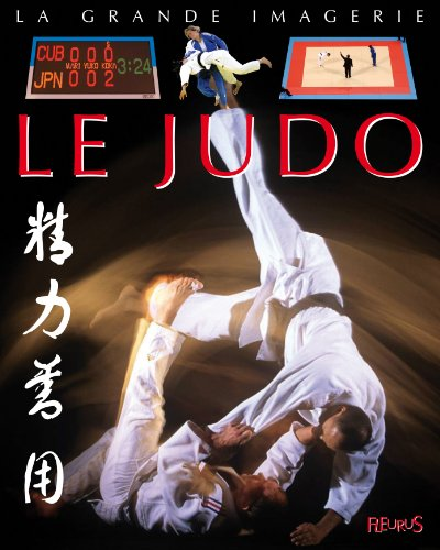 Le Judo (La grande imagerie) por Sylvie Deraime