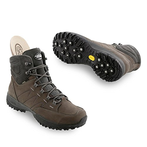 Meindl bottes creston ® en gORE-tex Gris - Anthracite