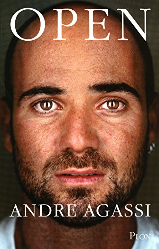 Andre Agassi - Open sur Bookys