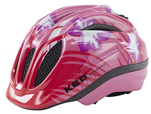 ked-meggy-2015-kinder-fahrradhelm-kleinkind-viele-farben-grossexsfarbepink-flower
