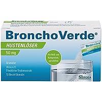 BronchoVerde Hustenlöser 50 mg Granulat, 10 St preisvergleich bei billige-tabletten.eu