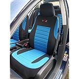 Citroen Saxo coche universal fundas de asiento VRX Juego Completo (Azul)