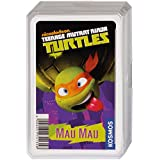 Kosmos 741358 - Kartenspiel Teenage Mutant Ninja Turtles Mau-Mau