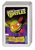 Kosmos 741358 - Kartenspiel Teenage Mutant Ninja Turtles Mau-Mau