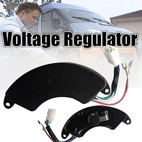 TOPmountain - Regulador Automático de Voltaje para generador de gasolina monofásico 5 KW, recambios, AVR