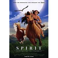 Spirit: stallone Cimarron Poster del film In 11 17 x 28 cm x 44 cm, James Matt Damon Daniel Studi Cromwell