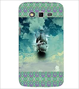 PrintDhaba Ship D-4597 Back Case Cover for SAMSUNG GALAXY GRAND 2 (Multi-Coloured)