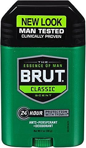 Brut De Faberge - Brut Anti-transpirant et déodorant pour homme -