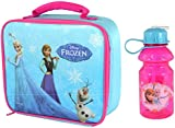 Disney Frozen Lunch Bag and Tritan Sipper Bottle