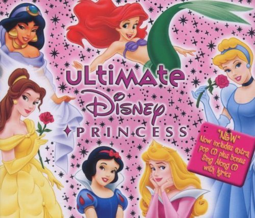cesses by Various Artists (Ultimate Disney Princess)