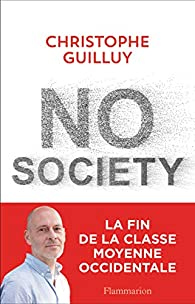 No society par Christophe Guilluy