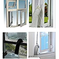 Mingran Sello de ventana AirLock para unidades de aire acondicionado móviles Parada de aire caliente