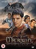 Merlin: The Complete Collection (27 Dvd)  [Edizione: Regno Unito]