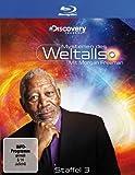 Mysterien des Weltalls - Staffel 3 [Blu-ray]