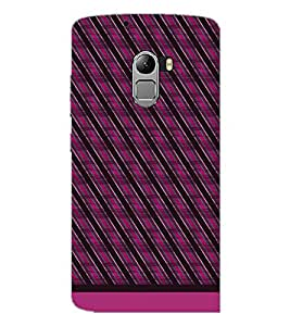PrintDhaba Pattern D-1752 Back Case Cover for LENOVO K4 NOTE A7010 (Multi-Coloured)