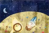 Wood print 120 x 80 cm: Looking up to the Stars by Judith Loske