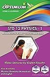 Optimum Educational DVDs HD Quality For Std 12 Maharashtra Board Physics Part 1