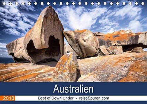 Australien 2018 Best of Down Under (Tischkalender 2018 DIN A5 quer): Australien - bekanntes und unbekanntes Down Under (Monatskalender, 14 Seiten ) ... Orte) [Kalender] [Jul 21, 2014] Bergwitz, Uwe