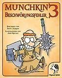 """Pegasus Spiele 17213G - Munchkin 3 """"Beschwörungsfehler"""""""