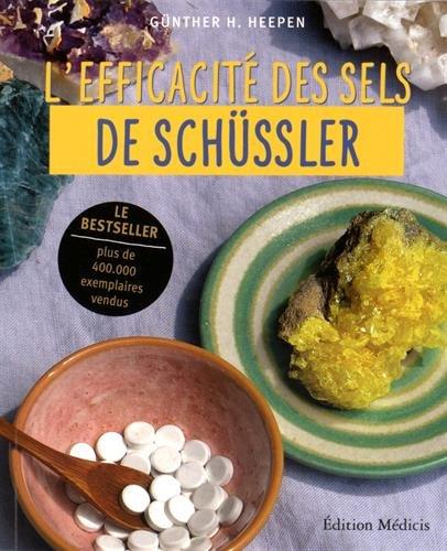 L'efficacité des sels de Schussler
