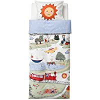 Ikea cama infantil utelek – Juego de funda nórdica, 2 piezas), diseño de